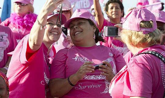 為什麼社區運動課提高了癌症後的生活質量