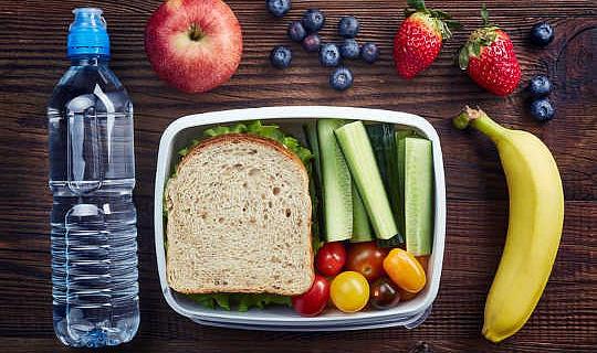 خذ الغداء من المنزل لتوفير الوقت والمال وتعزيز مزاجك