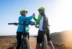 Les vélos électriques peuvent améliorer les performances mentales et le bien-être des personnes âgées