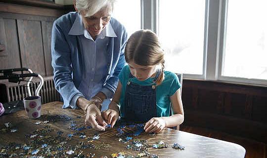 6 maniere om gesond te bly soos jy ouderdom