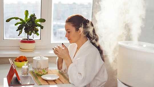 Các cách 3 Độ ẩm thấp có thể ảnh hưởng đến sức khỏe của bạn