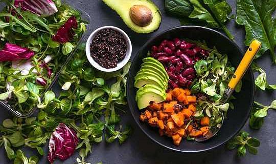 Zal een vegetarisch dieet uw risico op een beroerte vergroten?