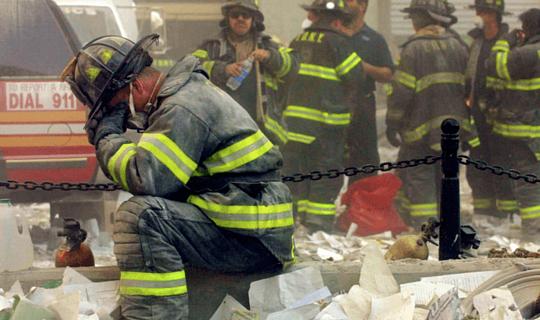 9 / 11-Responder zeigen den Zusammenhang zwischen PTBS und kognitiver Abnahme