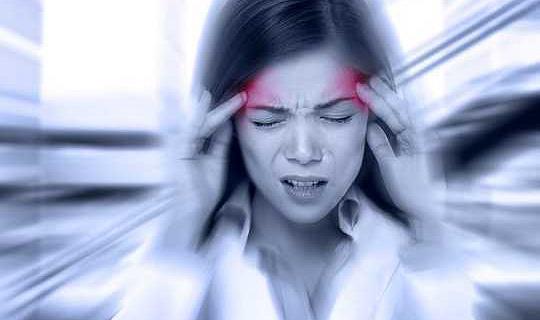 Hoe kan 'n broodstuk 'n migraine veroorsaak?