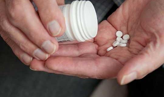 Warum sollten einige Patienten mit Vorhofflimmern auf Aspirin verzichten?