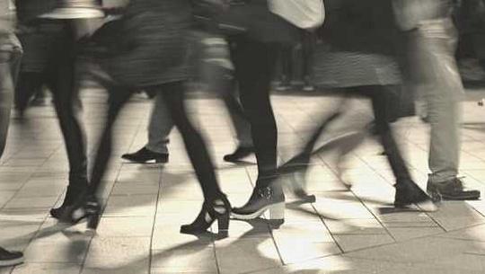 Es fácil hacernos caminar más si tenemos un lugar a donde ir