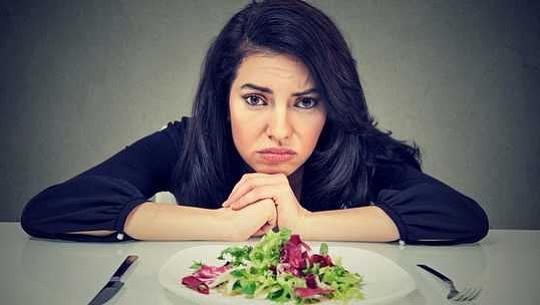 Si vous souhaitez réduire les calories, modifiez votre budget