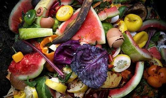 Minska ditt matavfall för att spara pengar, öka hälsan och minska Co2-utsläpp