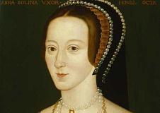 Het Anne Boleyn werklik probeer om te praat nadat hy onthoof is?