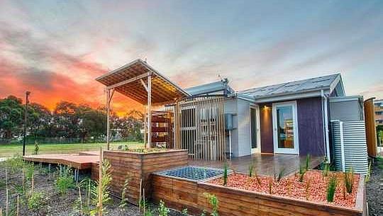 Casas com classificações mais altas de energia são vendidas por mais