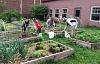 Cómo los huertos escolares reconectan a los niños con la comida