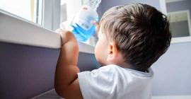 منتجات التنظيف المنزلية يمكن أن تجعل الأطفال يعانون من زيادة الوزن
