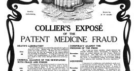 Purdue Pharma taps 'n Gilded Age geskiedenis van farmaseutiese bedrog