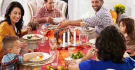 कैसे परिवार स्वस्थ खा सकते हैं