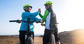 دوچرخه های الکتریکی می توانند عملکرد ذهنی افراد سالخور و رفاه آنها را افزایش دهند