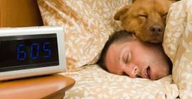 Hoe diep slaap u angstige brein kan vergemaklik