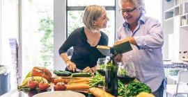 Mat som medicin: Din hjärna verkligen vill att du ska äta mer grönsaker