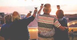 As u ouer word en medikasie neem, kan dit tyd wees om u alkoholinname te heroorweeg